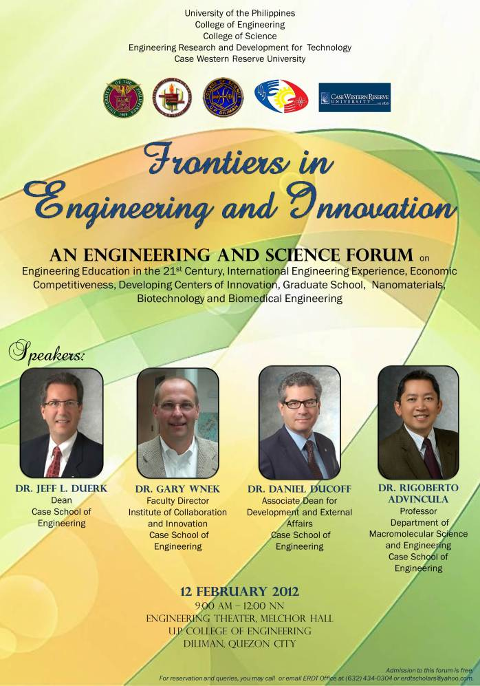 engineering and science forum